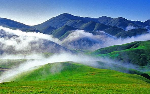 會澤大海草山風景區