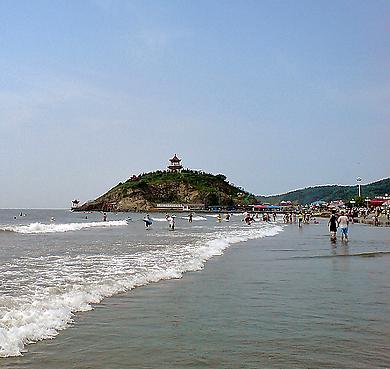 台州玉环县大鹿岛景区